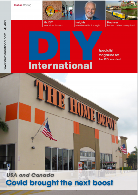 Free trial magazine DIY International