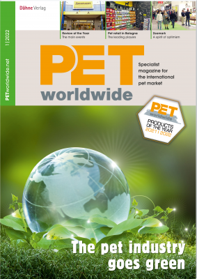 PET worldwide  - the specialist magazine for the international pet retail industry